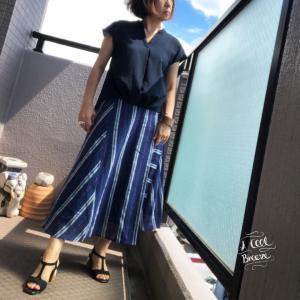 スカートの日