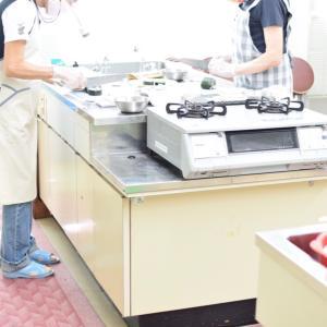 鉾田市旭公民館での飾り巻きずしクラブ