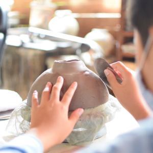 シルバーウィークの話「陶芸」