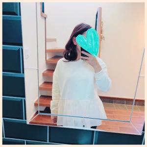 *✻. 新しい洋服^^ .✻*  栃木県 宇都宮市ポーセラーツ ウェディング