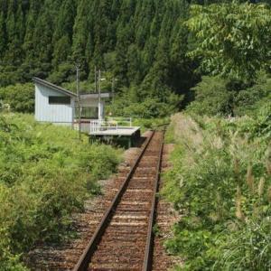 秋田内陸縦貫鉄道 鉄印の旅 6 岩野目駅から阿仁合駅へ