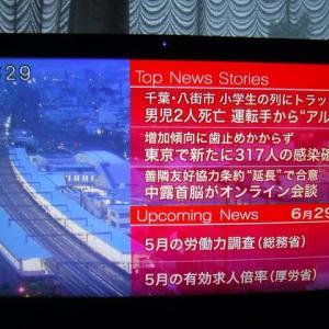 閑雲野鶴日記 2021年(令和3年)6月29日 火曜日 「天ぷらそば」