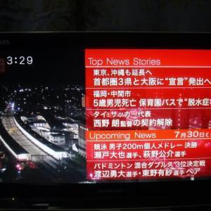閑雲野鶴日記 2021年(令和3年)7月30日 金曜日 『花金』