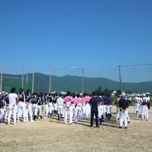 2019.8.18 第65回 遠野市民野球大会 出場