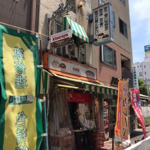 6月17日閉店。築地木村家。