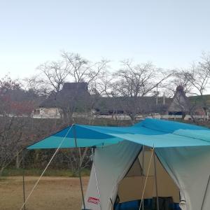 空いてるキャンプ場で温泉巡りしたり紅葉みたりのんびりしたい@島根県【4年目24.25泊目】