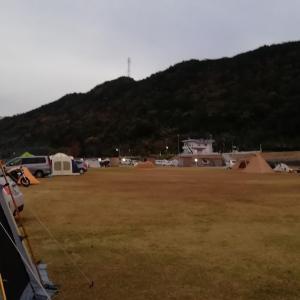 和歌山・高すぎる?!野口オートキャンプ場【4年目・27泊目】