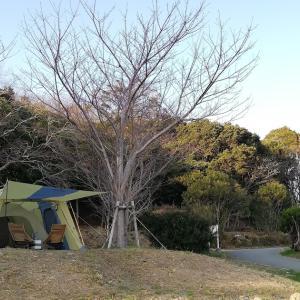 また雨キャンプもいいかも。丸山県民サンビーチで大雨キャンプ【5年目7・8泊目】