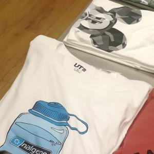 ユニクロで「SOTO」や「ナルゲンボトル」のTシャツ!