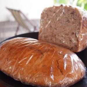 ドイツパンと燻製づくり。