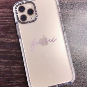 CASETIFY*新しい携帯ケース