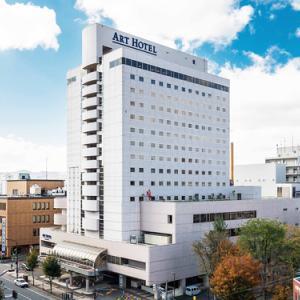 錦秋の北海道へ・・・アートホテル旭川