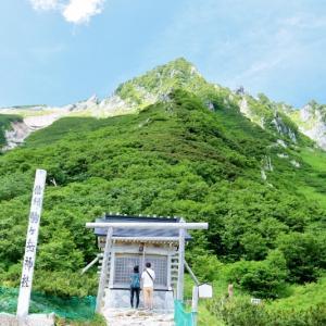 木曽駒ケ岳のお花畑⑬