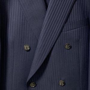 スーツを買うならイージーオーダーがお勧め―ダブルブレストのスーツを新調