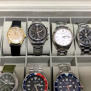 腕時計を収納ボックスで整頓―私のTポイント投資大作戦(2021年5月)