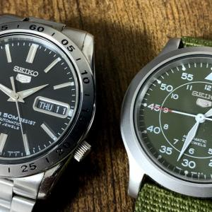 「SEIKO5」は最良の機械式腕時計入門機―1万円前後で買えるのに満足度は高い