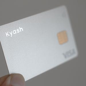 Kyash Cardを作ってみた