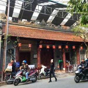『白馬寺(Đền Bạch Mã)』がテト期間中だけ入れる!?かもしれない件