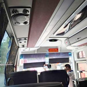 社員旅行(社員じゃないけど…)からハノイへ、バスで帰郷いたしました~(^o^)