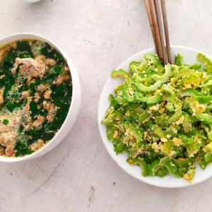 ハノイの暑さは、野菜たっぷりのカニスープ『カインクア』で乗り切れ!!