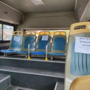 今のハノイは、バスで出かけるだけで一苦労です…(T_T) ちょこっと市内の風景も。
