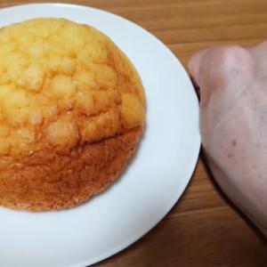 グランディールのメロンパンはめちゃ上品!!