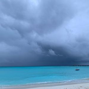 モルディブ在住者がチェックする天気予報