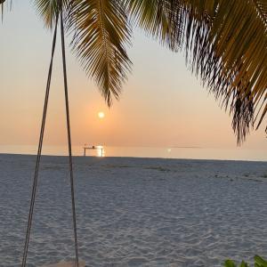 リゾートホテル島検疫期間の朝活