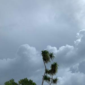 9月は雨ばっかりのモルディブ