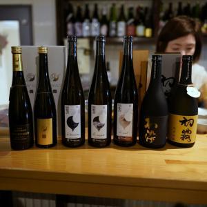 インターナショナル日本酒会 @温石