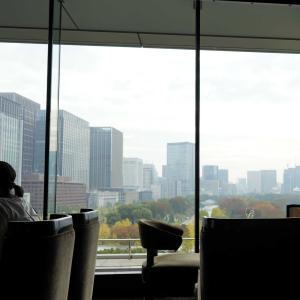 ラウンジバープリヴェ パレスホテル東京