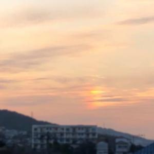 彩雲と、何コレ珍百景