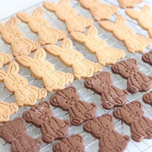 クッキー型だって作れちゃいます!!