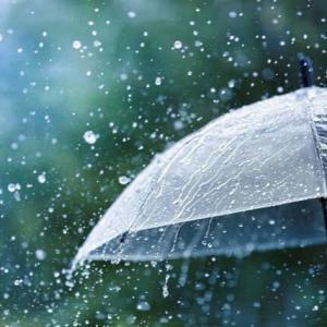 今年のお盆は特別警報の雨です。