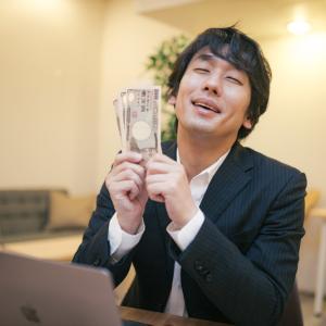 8月の証券口座への入金は10万円でした