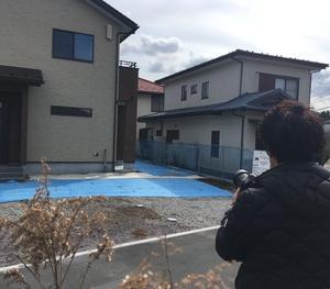 【御殿場市】お施主様のお宅の写真撮影に同行しました。