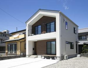 注文住宅/S-cube商品 2棟目が建築されました!