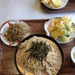 道の駅「和紙の里ひがしちちぶ」で美味い蕎麦を食べました。