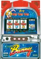 バニーガールシリーズ最後の名機『スペースバニー』でAT3000(ジャックポット)を捨てた理由。