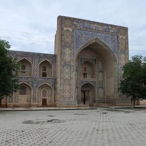 中央アジアの旅6日目~ブハラ散歩~