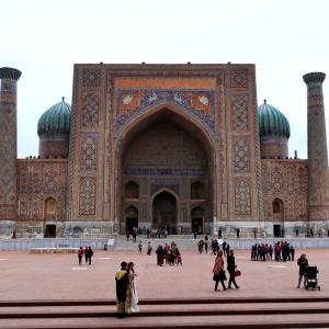 ウズベキスタン~旅の情報~