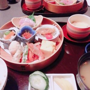 小さな点心ランチ@新潟グランドホテル 越の雫でいちじく湯。。♪