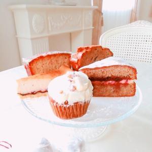 サンデーベイクショップのケーキでteatime。。♪ 高倉町珈琲