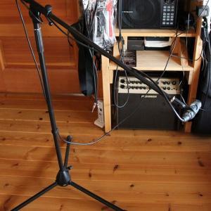 マイクスタンド Microphone stand