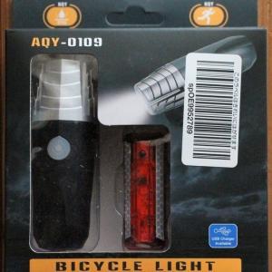 充電式自転車リアライト Charge-type bicycle rear light