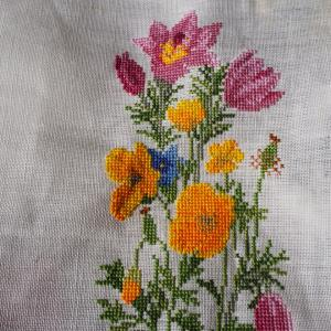 Floral Bell Pull (5)