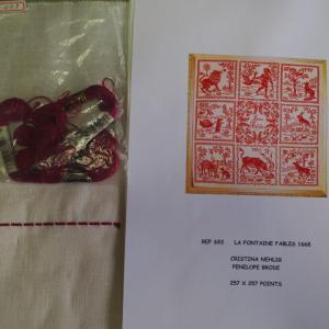 刺繍図案の購入