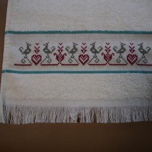 刺繍の出来るミニタオル(6)