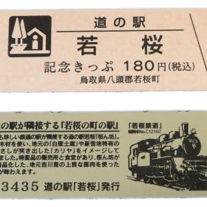 【23駅目】道の駅 若桜