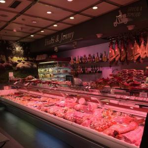 サンセバスチャンのスーパーマーケット Super Amara